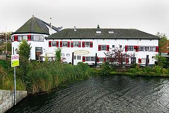 Hermitage (restaurant) - Image: Wapenvan Rijsoorda