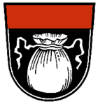 Wappen del Stadt Bad Säckingen