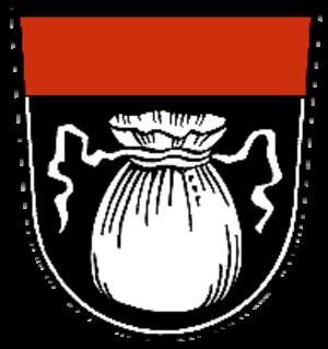 Bad Säckingen - Image: Wappen Bad Saeckingen