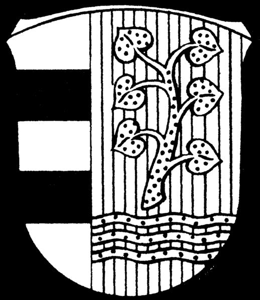 Datei:Wappen Brachtal sw.png