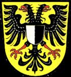 Das Wappen von Friedberg (Hessen)