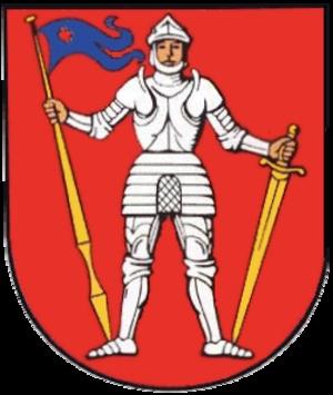 Rastenberg - Image: Wappen Rastenberg