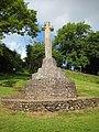 War Memorial, Clovelly - geograph.org.uk - 1361547.jpg