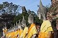 Wat Yai Chai Mongkhon, Ayutthaya, Thailand (5257548526).jpg