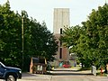 Water Tower at Llandow Industrial Estate. - geograph.org.uk - 914014.jpg