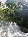 Waterfall in Chapultepec Ecological Park.jpg