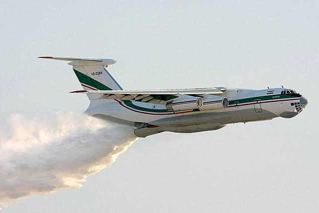 Руководитель МЧС прибудет вПриангарье, где пропал Ил-76, приблизительно в18