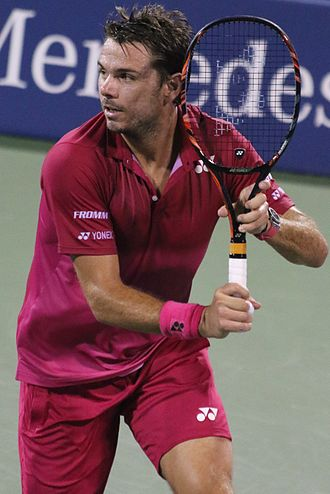 Stan Wawrinka - Wawrinka at the 2016 US Open