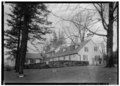 Wayside Inn, Post Road and Wayside Lane, Scarsdale, Westchester County, NY HABS NY,60-SCARD,2-1.tif