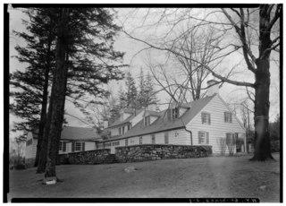 Wayside Cottage United States historic place