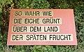 Weg in Loosdorf 356 Tafel 06 in A-2133 Loosdorf.jpg