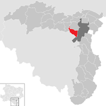 Weikersdorf am Steinfelde in the WB.PNG district