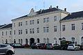 Wels Dragonerkaserne Hof Mitte Südtrakt Haupttor innen.jpg