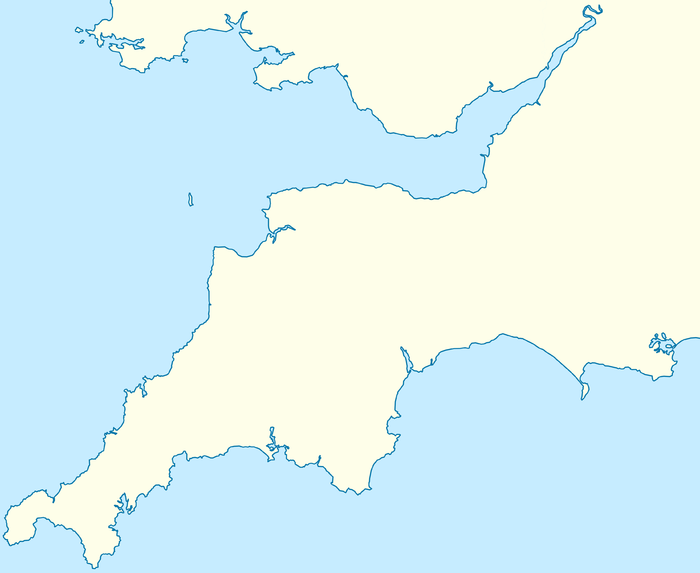 2014–15 Western Football League is located in West Country