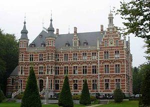 Westerlo - Image: Westerlo kasteel gravin Jeanne