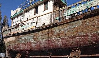 <i>Western Flyer</i> (boat) fishing boat