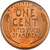 A Wheat cent