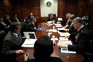 Situation Room - Image: White House Situation Room