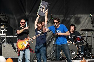 White Reaper American garage punk band from Louisville, Kentucky