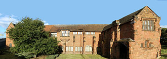 Robert Waldegrave -  The Whitefriars, Coventry, home of John Hales, where Waldegrave printed the Schoolpoints and Hay Any Work For Cooper on the secret press