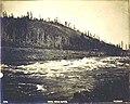 Whitehorse Rapids on the Yukon River, Yukon Territory, ca 1899 (MEED 223).jpg
