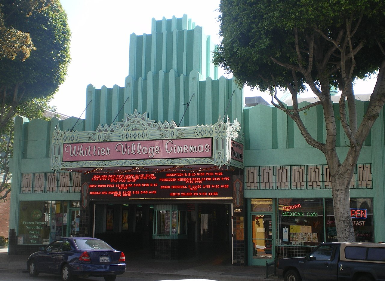 File Whittier Village Cinemas Whittier Jpg Wikimedia