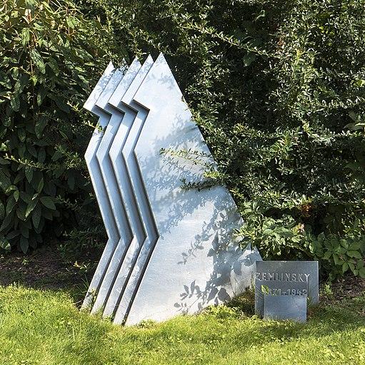 Wiener Zentralfriedhof - Gruppe 33G - Alexander von Zemlinsky