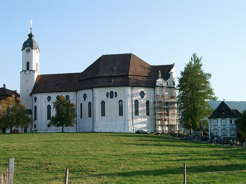Afbeelding:Wieskirche boenisch okt 2003.jpg