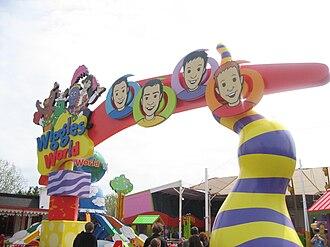 Kidzopolis - Wiggles World at Six Flags Great America