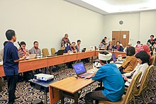 WikiPelatih, a Wikimedia Indonesia effort to training new Wikipedia trainers