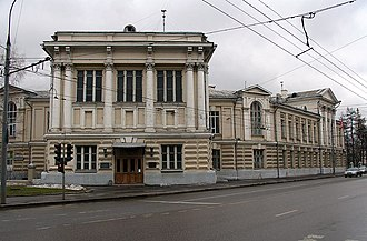 Devichye Pole - Right-side, city-funded clinics