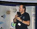 Wikiconference 2014 Brno, Wiki Loves Monuments, Pavel Hrdlička.jpg