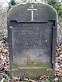 Wilhelm Echte 1850-1921 Amtsgerichtsrat Justizrat, Friedrich Christoph Echte 1790 Bürgermeister, Christ. Margarethe, Adolf, Grabmal in Celle, Hehlentorfriedhof östlicher Teil.jpg