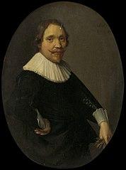 Portrait of Willem van Oldenbarneveldt, Lord of Stoutenburg, Cavalry Captain in Spanish and Dutch Service