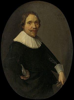 Willem van Oldenbarneveldt (1590-1634). Heer van Stoutenburg. Ritmeester in Spaanse en in Staatse dienst Rijksmuseum SK-A-578