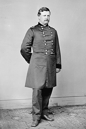 William Cogswell - William Cogswell, circa 1861.