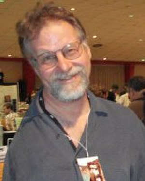 William Messner-Loebs - William Messner-Loebs at the Small Press and Alternative Comics Expo in Columbus, Ohio in 2007. Photograph by Margaret Liss.