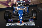 Williams FW16B front 2017 Williams Conference Centre.jpg