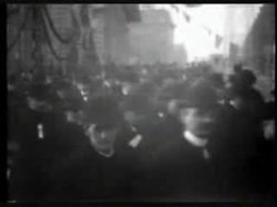 Archivo:WilliamsburgBridge1903opening.ogv