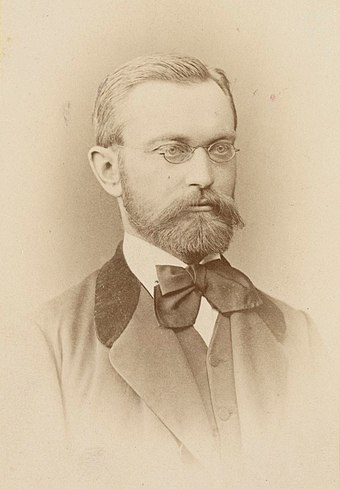 Wojciech Ketrzynski was a Polish historian born in Masuria who expressed that ethnic Masurs are closely related to Poles and emphasized Polish claims on the Masuria region Wojciech Ketrzynski 1881.jpg