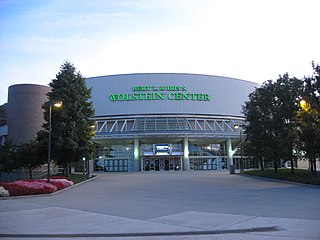 Wolstein Center Arena in Ohio, United States