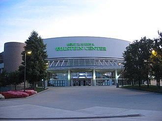 Wolstein Center - Image: Wolstein Center Entrance
