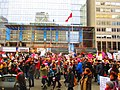 Women's march to denounce Donald Trump, in Toronto, 2017 01 21 -em (32074135160).jpg