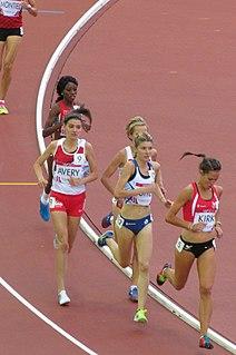 Kate Avery British long-distance runner