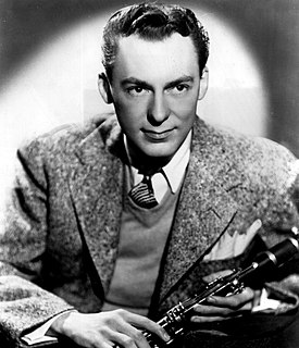 Woody Herman American clarinetist