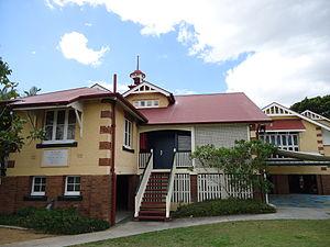Wooloowin, Queensland - Wooloowin State School, 2011