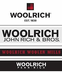 new arrival 1c854 cf914 Woolrich, Inc. – Wikipedia