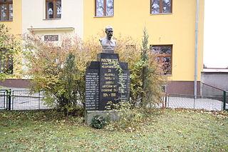 Pomník obětem fašismu