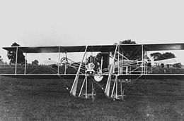 Wright Model D front view on ground, Simms Station near Dayton, Ohio, 1912 (10483 A.S.).jpg