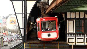 File:Wuppertal Oberbarmen - Berliner Platz - Wagenhalle Oberbarmen (Schwebebahn station Oberbarmen) (mT) 01 ies.ogv